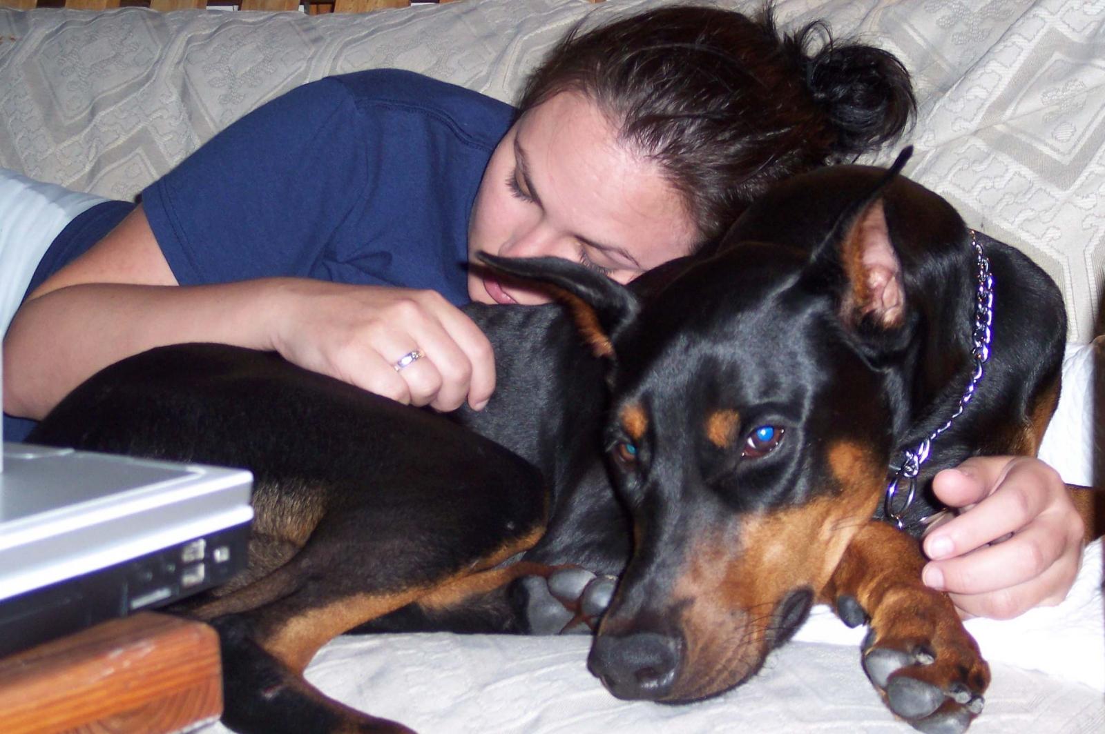 Napping With Keli