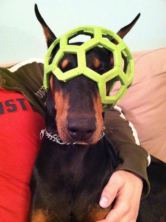 Ryche's Helmet