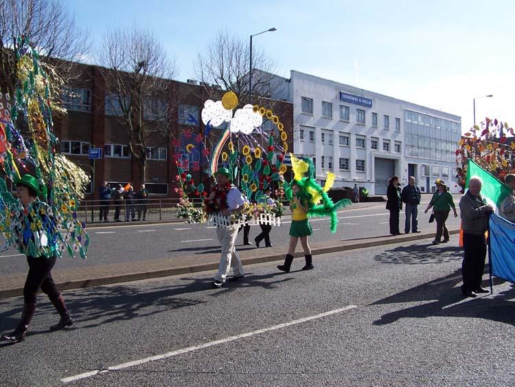 St Pats 2009